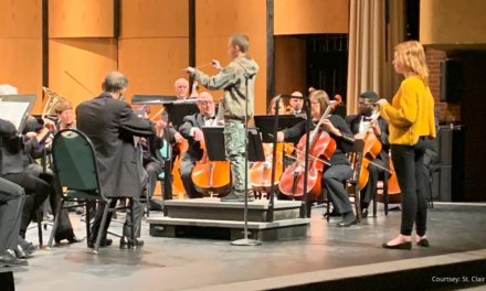 Local 5th Graders Get Unique Look at the International Symphony