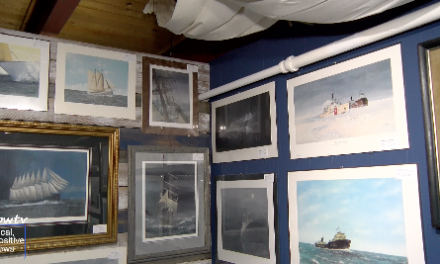 Famed Freighter Enthusiast Lives on through Family