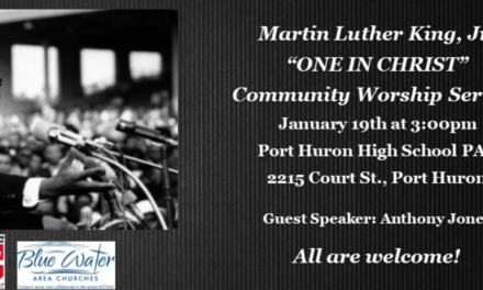 Churches Gather to Celebrate Legacy of Dr. Martin Luther King Jr.