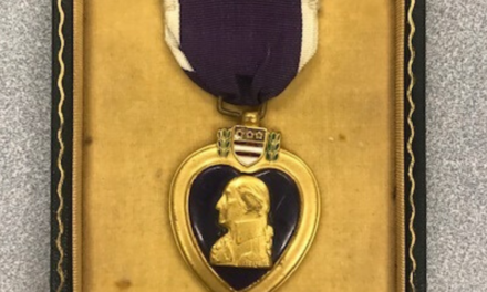 Purple Heart Returned to Family After Roadside Find