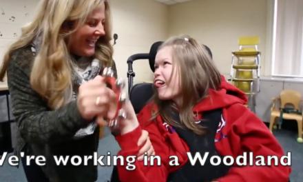 Woodland Developmental Center Spreads Joy With Music Video