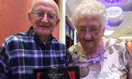 Croswell Couple Given State-Wide Heritage Award
