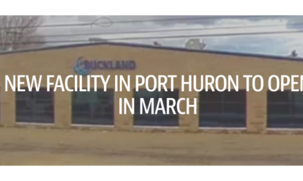 Buckland Port Huron Making Move to New Facility