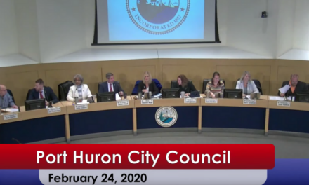 Port Huron City Council February 24th, 2020
